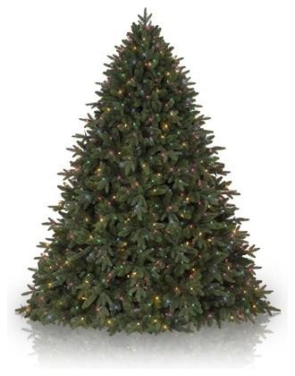 Balsam Hill Durango Douglas Fir™ Artificial Christmas Tree traditional-christmas-trees
