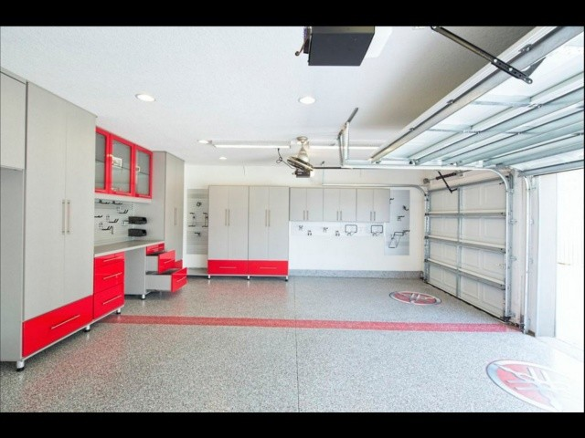 Garage Designs - contemporary - garage and shed - orlando - by ...