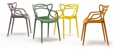 Kartell Masters Chair - Midcentury - Dining Chairs - by ...