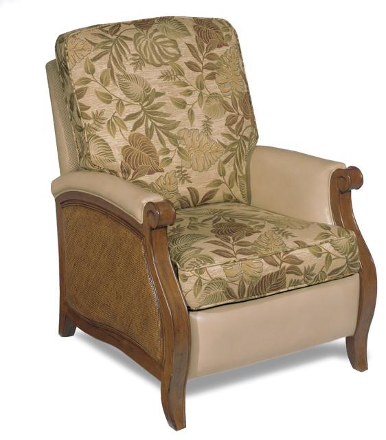 Hooker Furniture Windward Recliner 1125-52010 - Tropical - Recliner ...