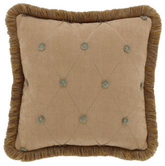 Legacy Home Paddock Shawl Bed Linens Square Contentment Pillow traditional-decorative-pillows