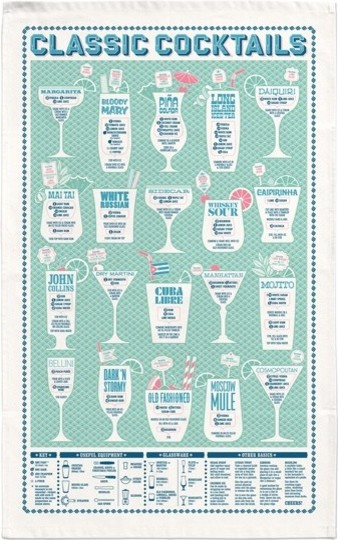 Home & Kitchen at Howkapow contemporary-dishtowels