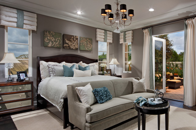 contemporary bedroom by Possibilities for Design Inc.
