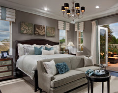 Emerald Cove Master Bed Room contemporary-rendering