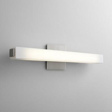 Oxygen Lighting Adelphi Vanity Light Contemporary Bathroom Vanity Light
