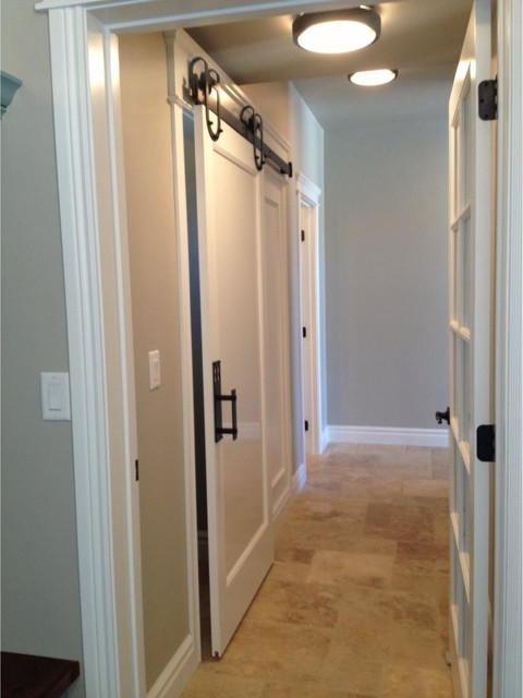 Houzz home design decorating and renovation ideas and for Pantry barn door hardware