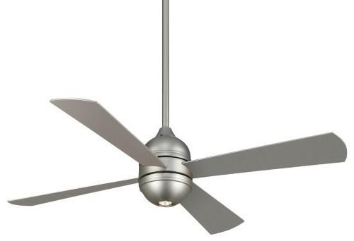 Quattro Ceiling Fan contemporary-ceiling-fans