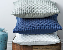 Harbour Rope Pillow Covers eclectic-decorative-pillows