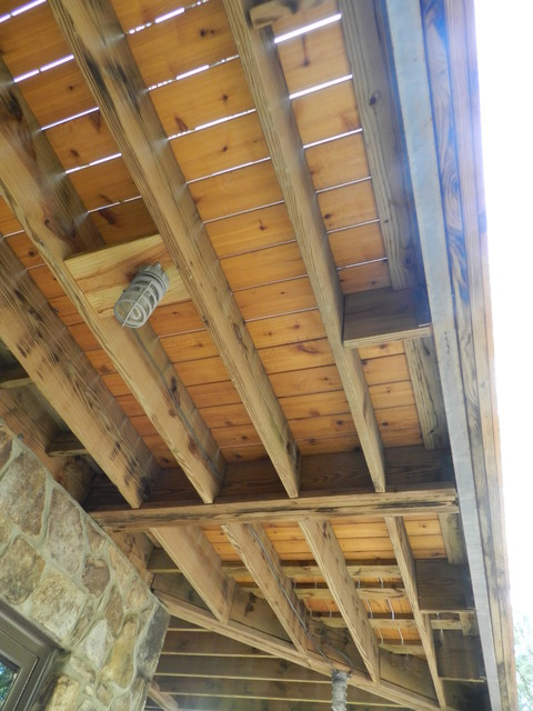 Deck Transformation (Waterproofing) traditional
