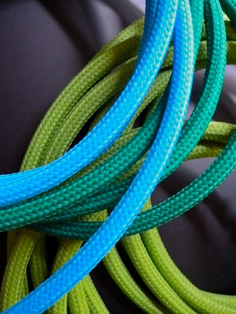 FANTASTIC CLOTH ELECTRICAL CORD - new york - by bp lighting