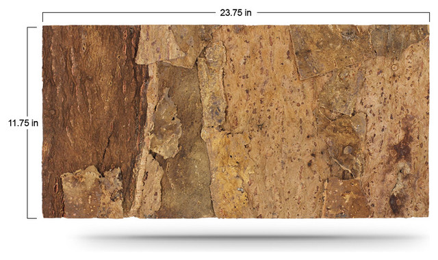 Designer Cork Wall Tiles Contemporary Artwork San