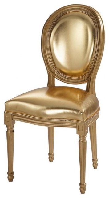 Gold Chair LOUIS contemporary chairs