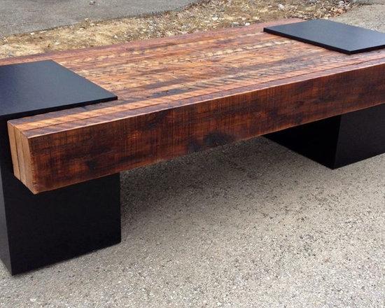 Reclaimed Wood Coffee Table -
