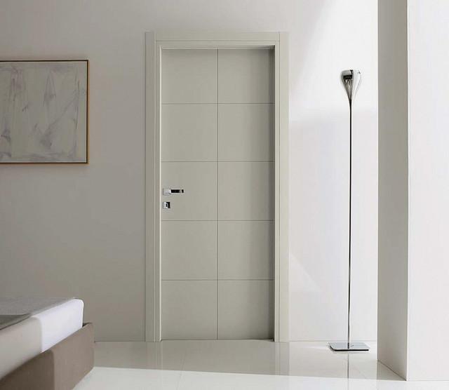 Dark-wood-planks Custom Order Interior Doors