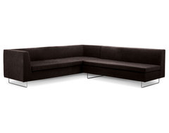 Blu Dot Bonnie and Clyde Sectional Sofa modern-sofas