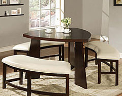 Paradise Dining Set contemporary dining tables