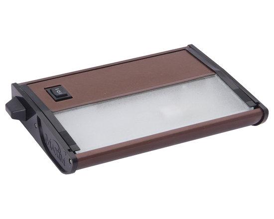"CounterMax MX-X12-Under Cabinet Kit - CounterMax MX-X12 7"" 1-LT 12V Xenon Starter Kit"
