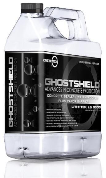 Concrete Sealer GHOSTSHIELD Lithi-Tek LS 9500 industrial-stains-and-varnishes