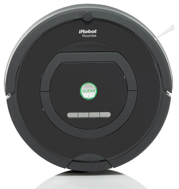 iRobot Roomba 770 Vacuum Cleaning Robot traditional-vacuum-cleaners