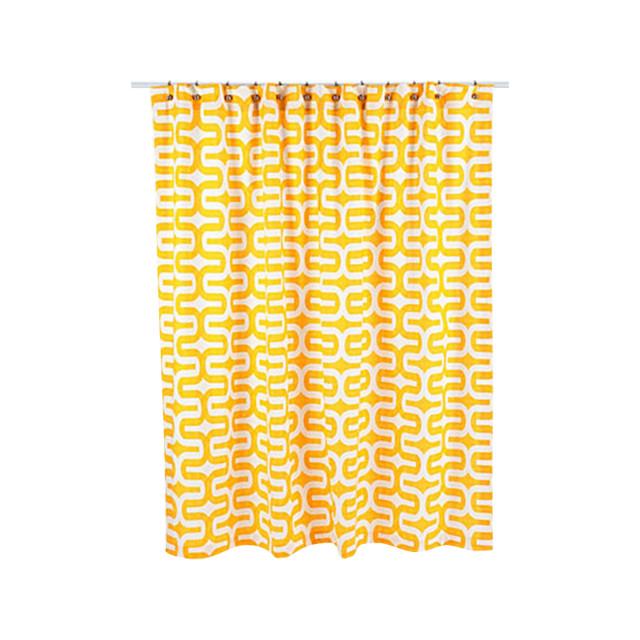 Elisabeth Michael Tribal Design Shower Curtain contemporary-shower-curtains