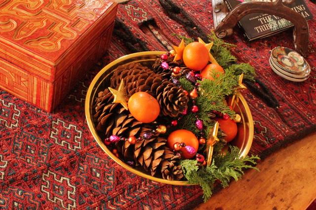 Virginia Burney.....Creative Christmas! eclectic