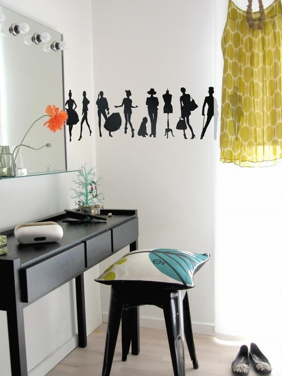 Ferm Living Fashion WallSticker - Ferm Living Fashion WallSticker