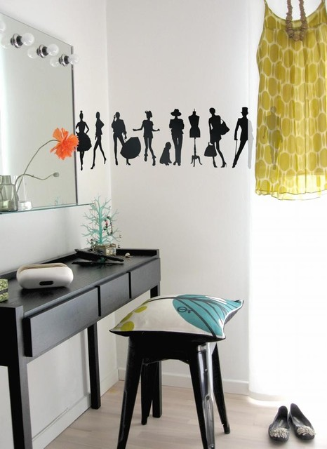 Ferm Living Fashion WallSticker modern kids decor