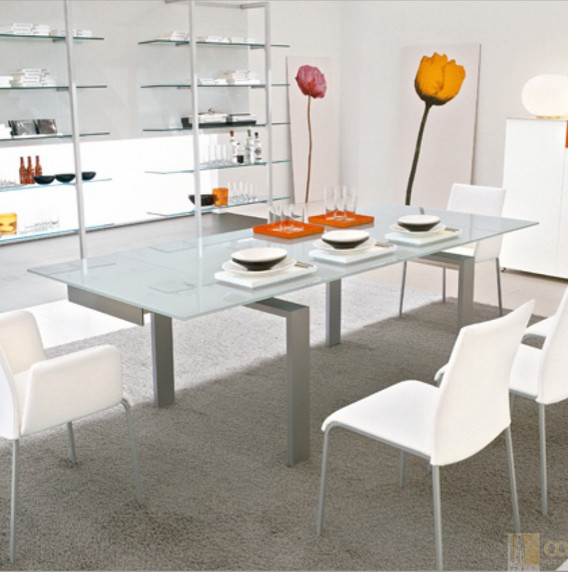 modern dining room furniture in los angeles