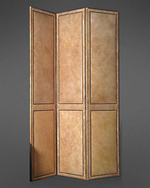 Traditional Screens And Room Dividers by Richard Shapiro Antiques and Works of Art