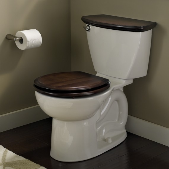American Standard Cadet 3 Right Height Round Toilet 10