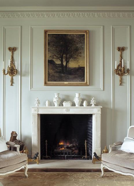 Iris traditional-living-room