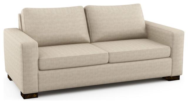 Rio full sofa bed custom modern futons los angeles for Sofa bed los angeles