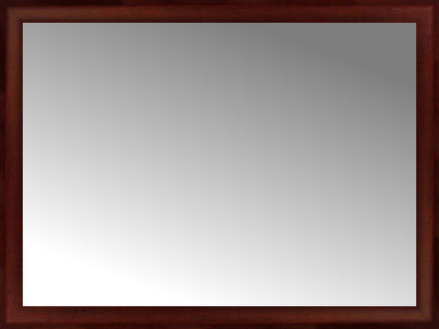 ... Framed Mirror - Transitional - Wall Mirrors - by Posters 2 Prints, LLC