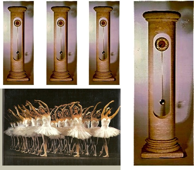 Custom Grandfather Clocks - Contemporary - Floor And Grandfather Clocks - miami - by Don Anthony ...