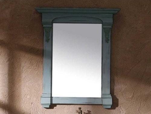 """Marlisa 41.5 x 31.5"""" Wall Mirror traditional-bathroom-mirrors"""
