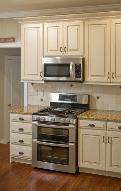 Antique English - Kitchen Cabinetry - philadelphia - by ...