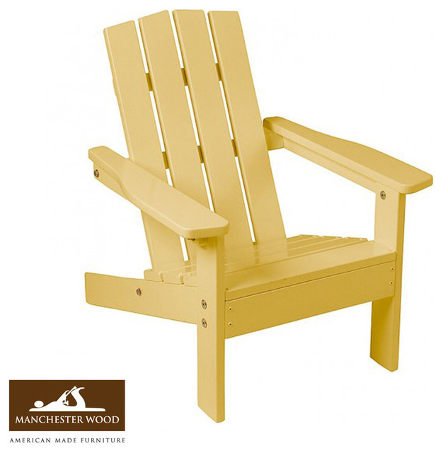 Kid 39 S Youth Adirondack Chair By Manchester Wood