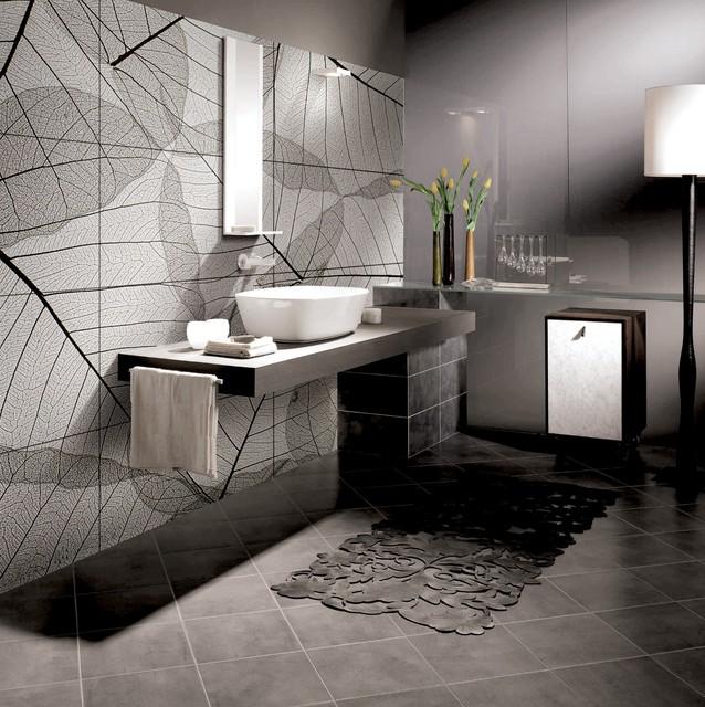 Large Format Very Thin Porcelain Tiles modern-floor-tiles