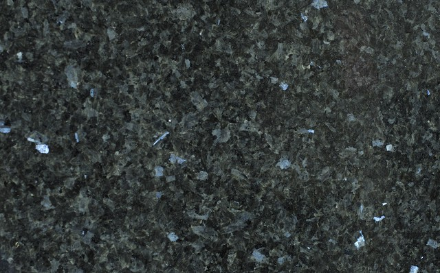 Emerald Pearl Granite traditional-kitchen-countertops