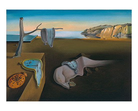 The Persistence of Memory | Dali | Painting Reproduction -