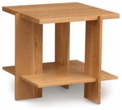 Frank Lloyd Wright® Usonian™ End Table modern-side-tables-and-end-tables
