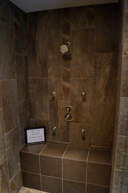 Somerby Model Home traditional-bathroom