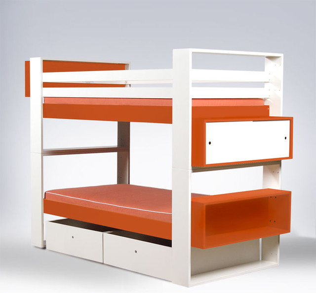 Modern kids bed 28 images kids beds can make a kid s for Modern kids bunk beds