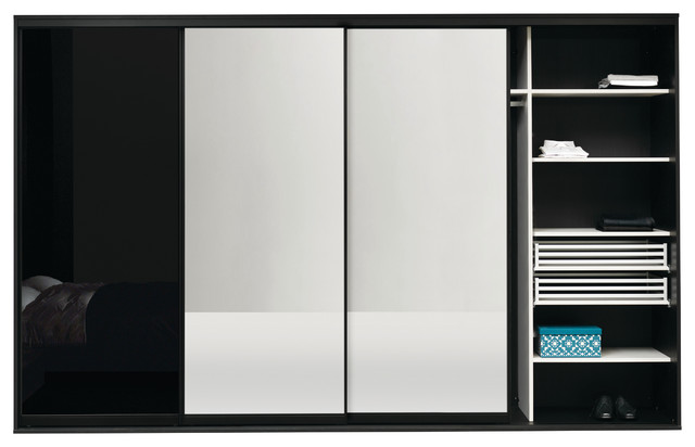 Wardrobe armoires and wardrobes new york by boconcept us for Armoire boconcept