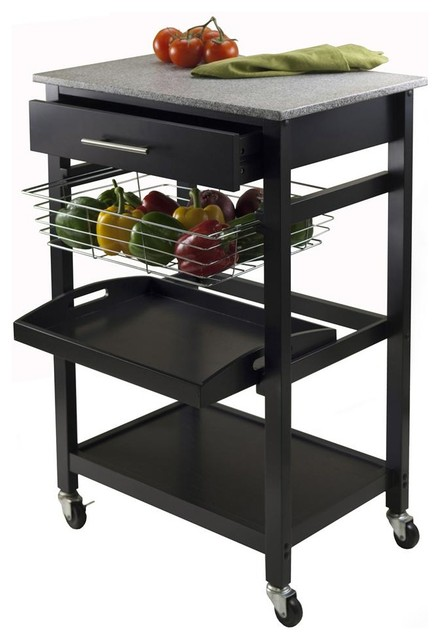Brilliant Kitchen Cart with Baskets 440 x 640 · 48 kB · jpeg
