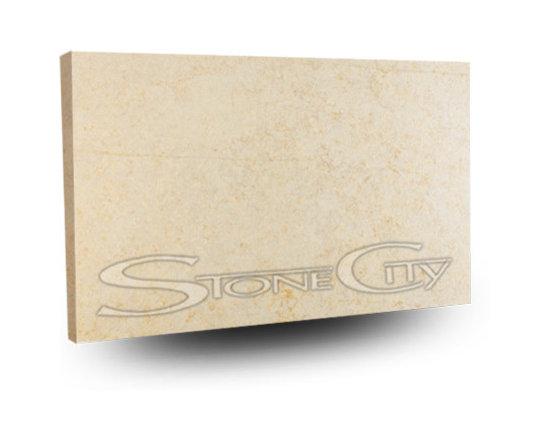 Golden Dream Limestone Slab -