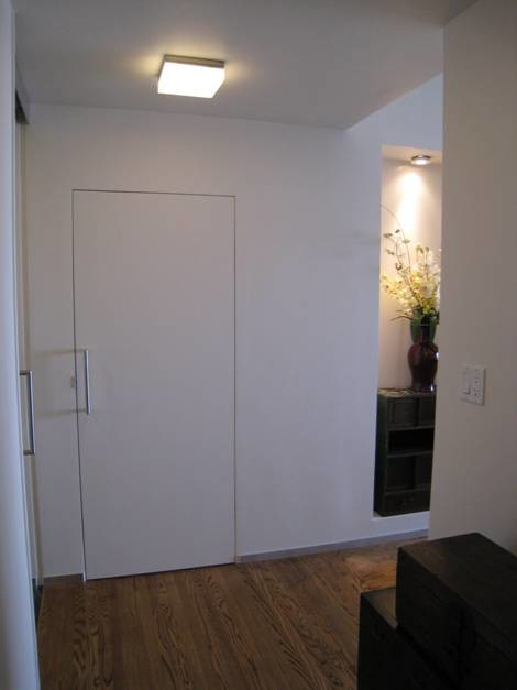 Hidden Doors Modern Interior Doors Other Metro By