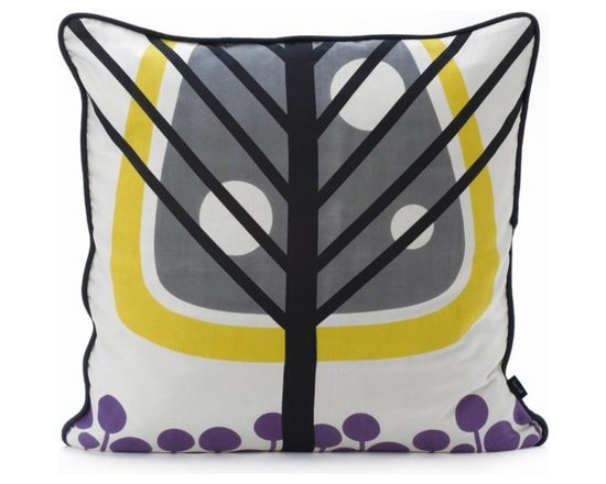 Ferm Living Pine Pillow - With Ferm Living Pillows it is easy to create a new look and change the style in a room in a matter of minutes.