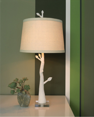 Twiggy Table Lamp eclectic-table-lamps