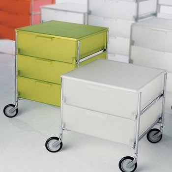 Kartell | FreeJack Four Port Square Canopy modern-storage-bins-and-boxes